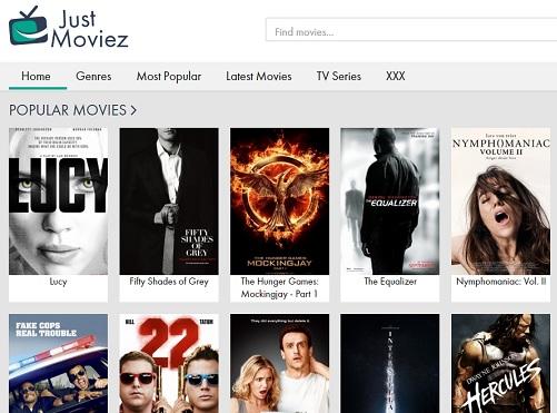 Movie websites to watch movies online