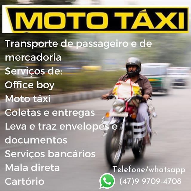 Motoboy Alexandre