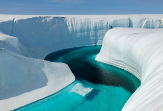 Birthday Canyon, Greenland