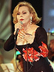 Foto de Rocío Dúrcal en concierto