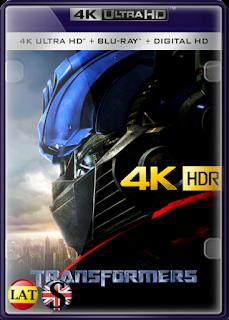 Transformers (2007) 4K UHD HDR LATINO/INGLES