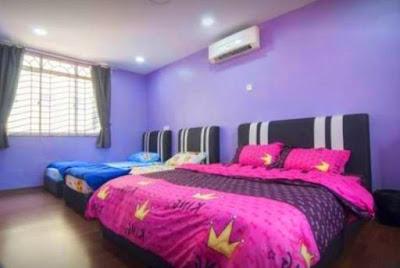 Little family Homestay Melaka