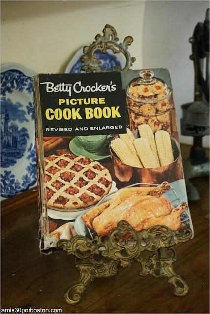 Libro de Recetas en la Cocina del Castillo Hammond, Gloucester