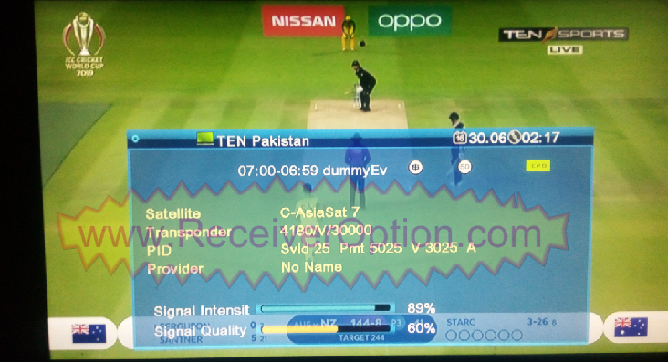 ALI3510C HW102 02 013 HD RECEIVER TEN SPORTS NEW SOFTWARE WITHOUT
