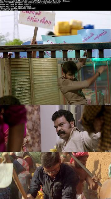 Boomerang 2019 UNCUT Dual Audio Hindi screenshots