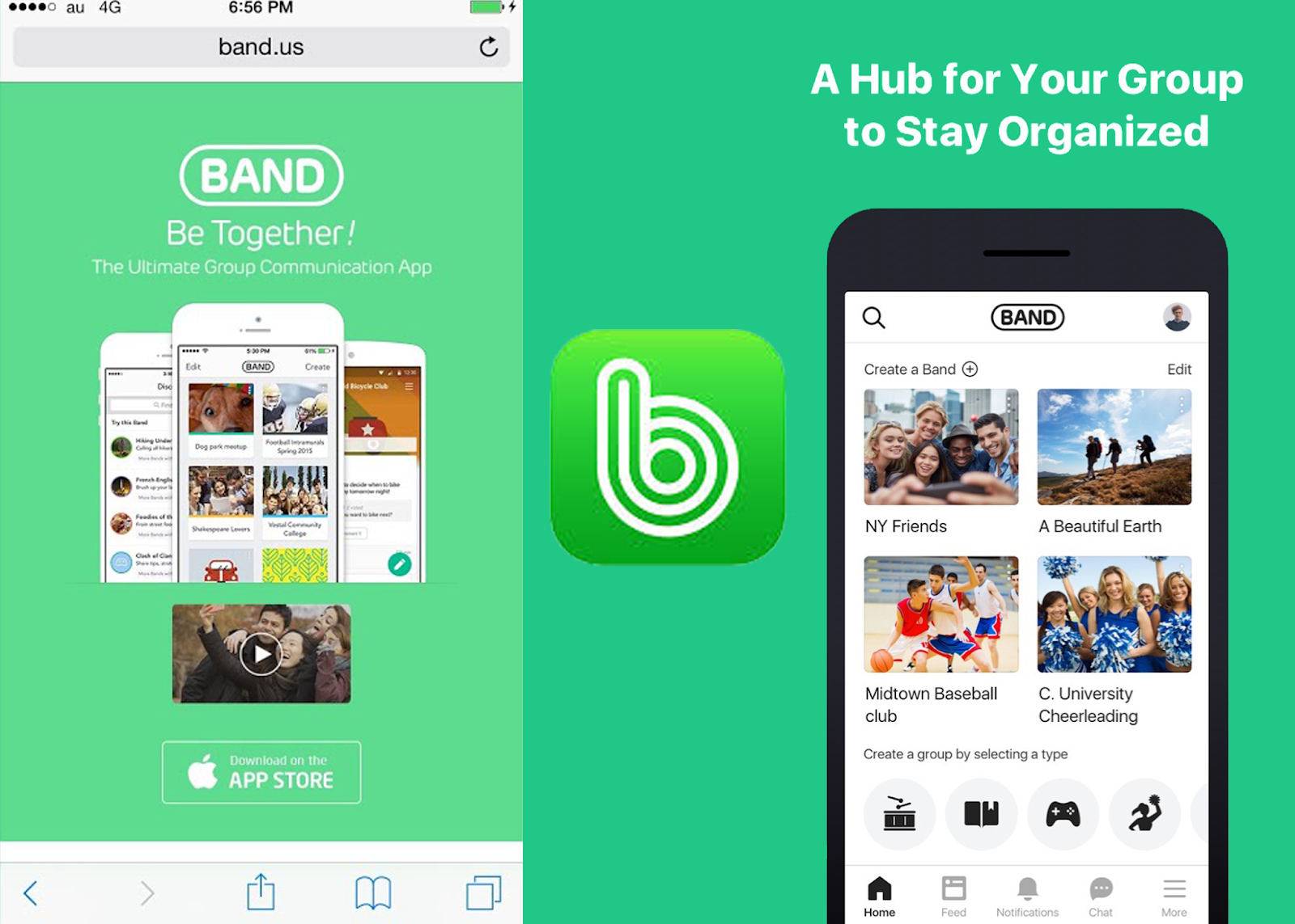 BAND  App PRO - For All Groups APK Download (2019)