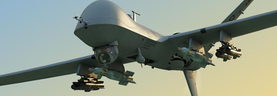 Штучний інтелект навчиться керувати польотом безпілотників