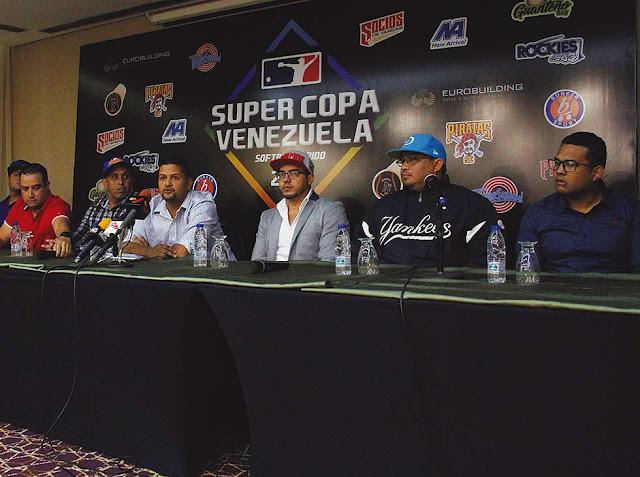 PELOTA: Super Copa Venezuela de Softbol celebra su 5ta edición.