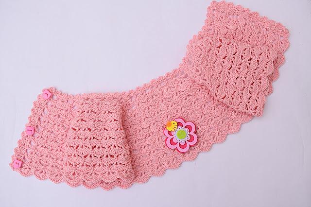 1 - Crochet Imagenes Bolero a crochet y ganchillo por Majovel Crochet