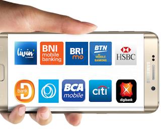 Inilah 10 Aplikasi Mobile Banking Di Indonesia