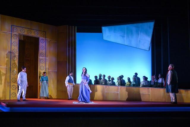 Idomeneo, English Touring Opera, 8 March 2019