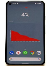 Pixel 5 Battery Size