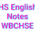 HS English (B) Questions & Answers, WBCHSE
