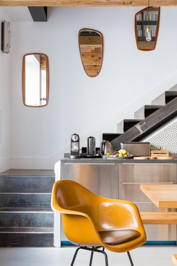 Ristrutturare un loft spunti ed idee case e interni for Interni parigini