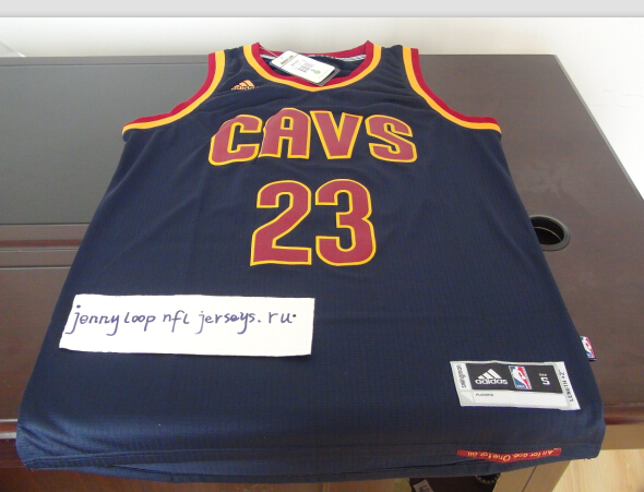 new style 25be5 02a7a Cheap NBA 23 Lebron Jame Cavaliers Finals navy blue Jersey ...
