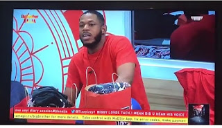 BBNaija: Frodd's biography
