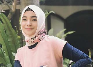 Gaby Marissa Pakai Hijab