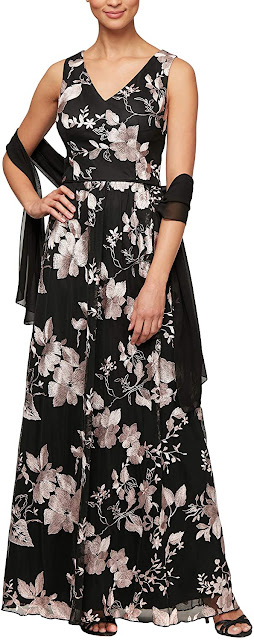 Mother of The Bride & Groom Dresses For Summer Spring & Fall Wedding