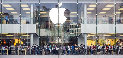 Escritório da Apple (Imgem: Reprodução/Internet)