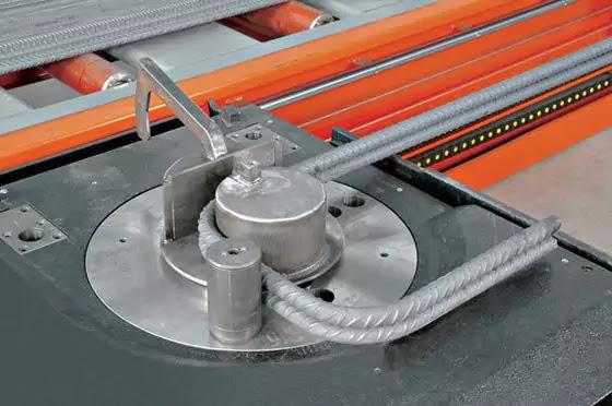 Steel Bar Bending Machine Safety