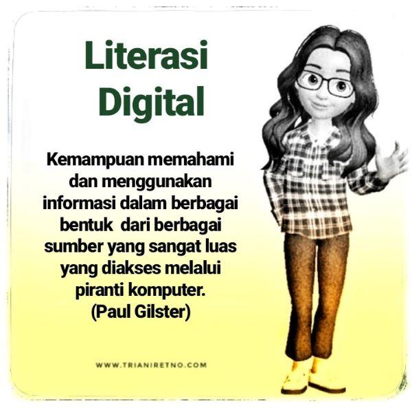 membudayakan literasi