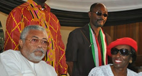 Ghanaians want change - Jerry John Rawlings