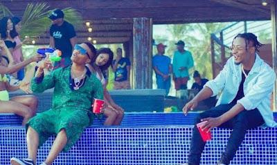 Shaydee ft. Wizkid – Make Sense video