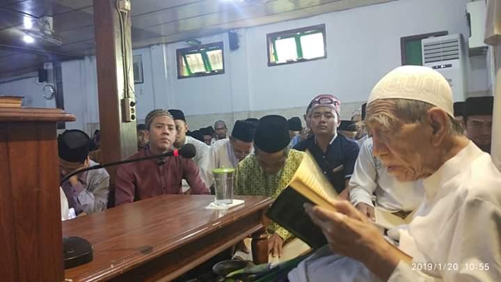 Doa Habibana untuk Syaikhana