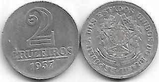 2 Cruzeiros, 1957