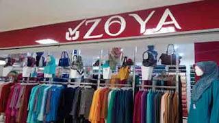 Lowongan Kerja SPG SPB Muslim Fashion Zoya Cimahi