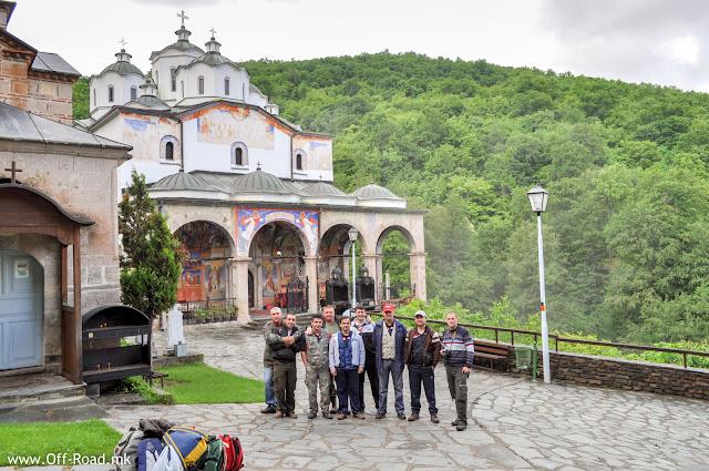 St. Joachim Osogovski, Kriva Palanka, #Macedonia