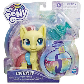 MLP Potion Dress-up Fluttershy Brushable Pony