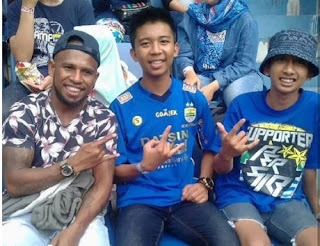 Okto Maniani Merapat ke Persib Bandung