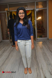 Actress Anupama Parameswaran Stills in Denim Jeans at Shatamanam Bhavathi Movie Preview Show  0005.jpg