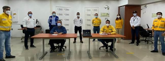 https://www.notasrosas.com/Cerrejón y Sintracarbón firman la nueva Convención Colectiva de Trabajo