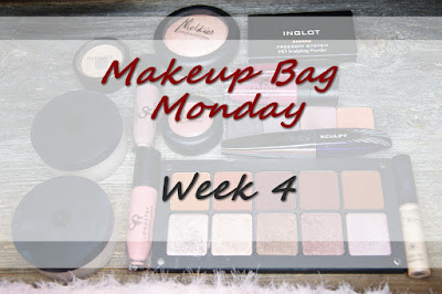 MakeUp Bag Monday - Week 4 - Inglot, Lily Lolo, Melkior, Missha, Golden Rose, L'Oreal ( inspired by Serein Wu )