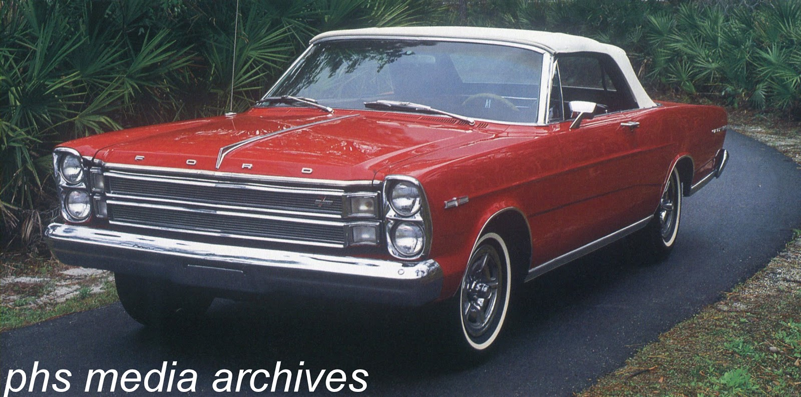 American Muscle 1966 Galaxie 7 Liter Fever Phscollectorcarworld 1960 Studebaker Lark Wiring Diagram They Were Stunning Full Size Cars At The Apogee Of Genre
