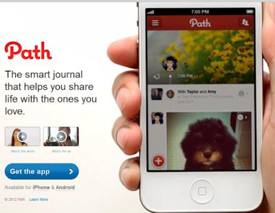 Apa Itu Path ? Panduan Membuat Akun Path di Smartphone Android