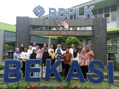 BBPLK Bekasi Menjawab Tantangan di Era Digital dengan Gelar Pelatihan Kompetensi
