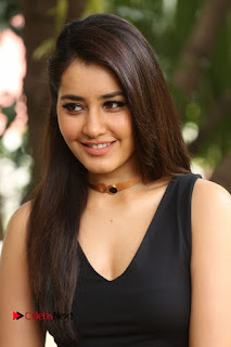 Actress Rashi Khanna Pictures at Hyper Movie Interview 0123