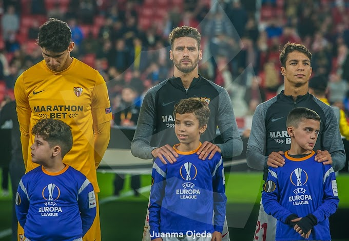 El Sevilla anuncia las listas para la Europa League