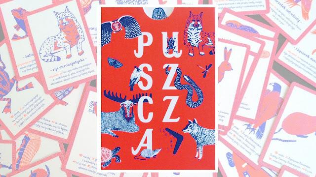 """""""Puszcza"""" (gra karciana typu Piotruś), Zagrywki / recenzuje Marta Szloser"""