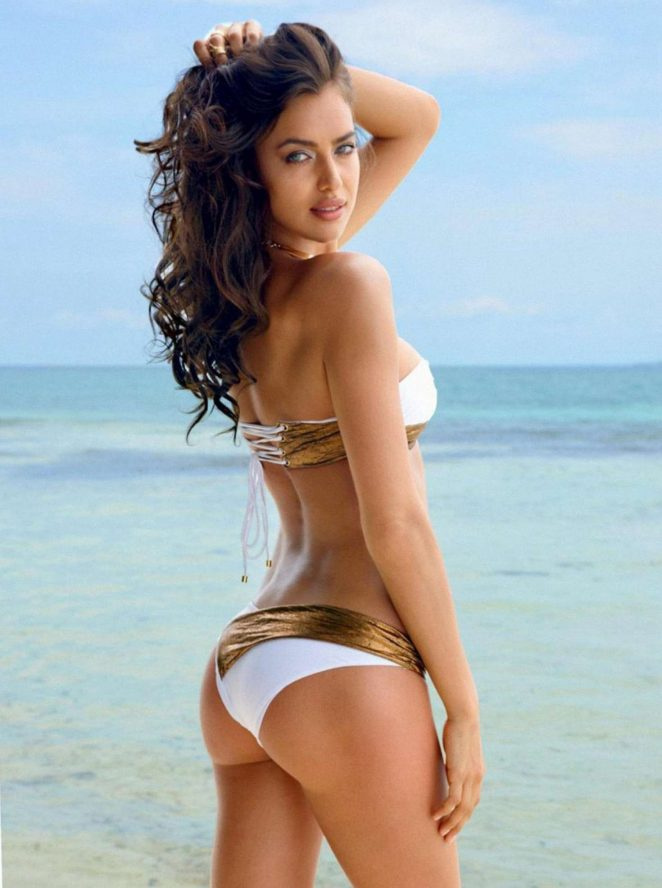 Irina Shayk – Beauty and Marlin Collection