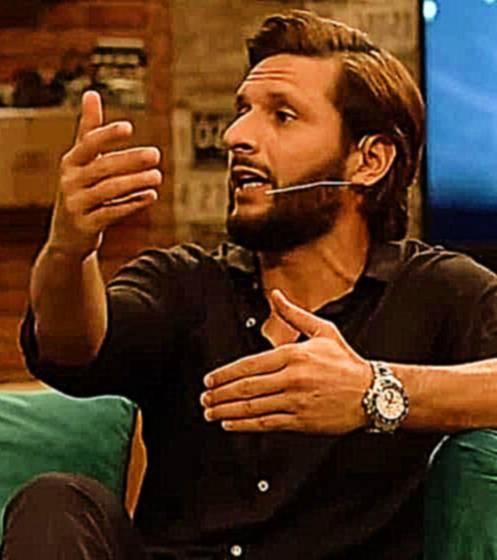 Shahid Afridi Wants TikTok Banned in Pakistan