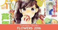 Portadas: Flowers 2016