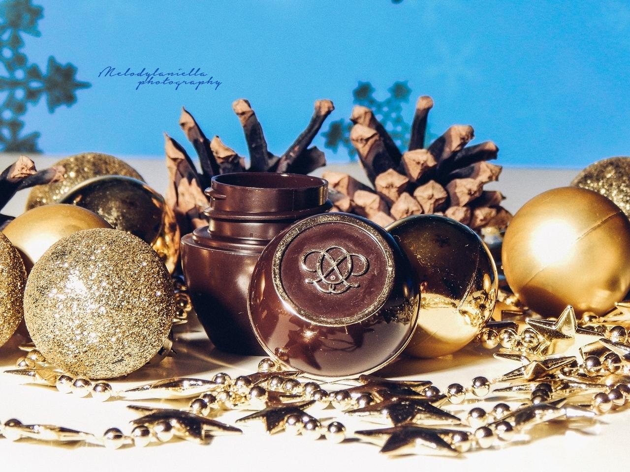 oriflame czekoladowe maslo do ust swieta zapach boze narodzenie aromaty zatrzymaj chwile swiat w domu uroda makijaz cialo