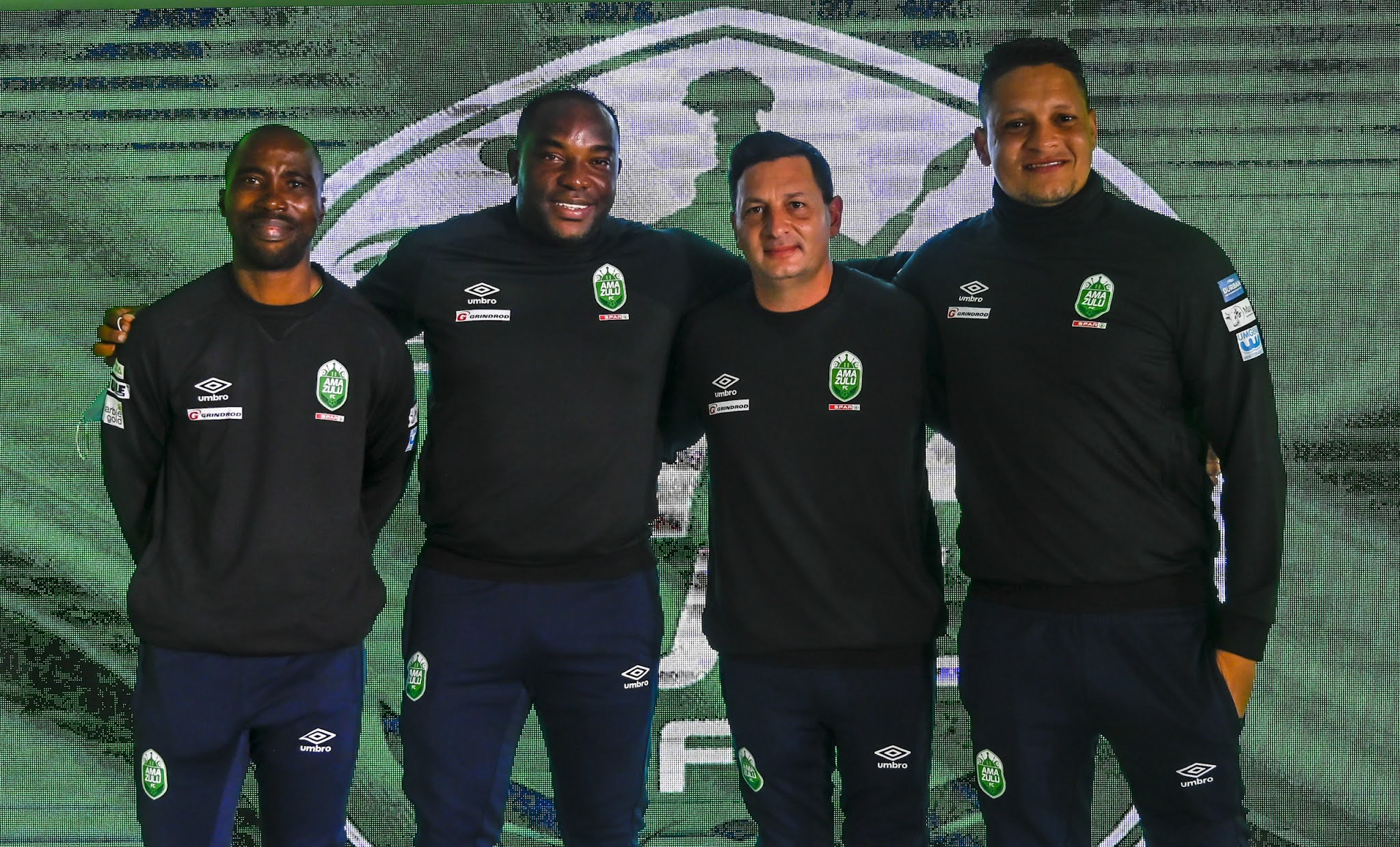 AmaZulu's technical team