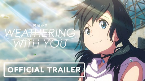 Weathering With You Subbed Trailer