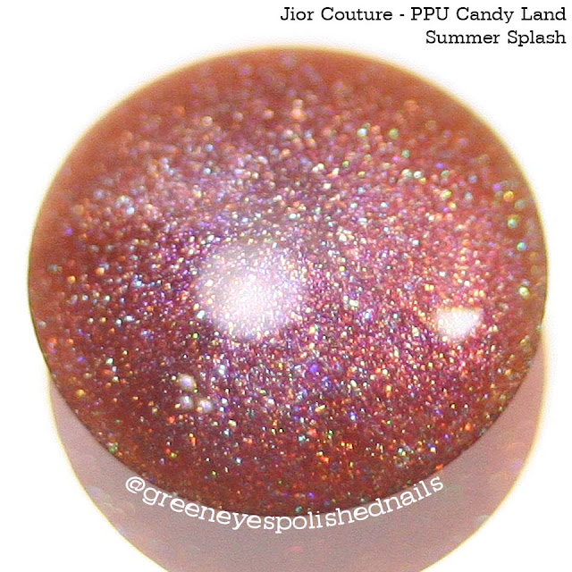 Jior Couture Summer Splash - May 2020 Polish Pickup Candy Land