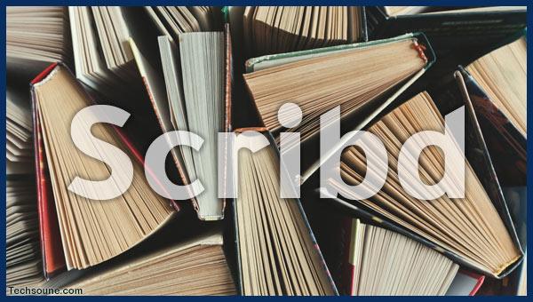 تنزيل الكتب من سكريبد مجانا